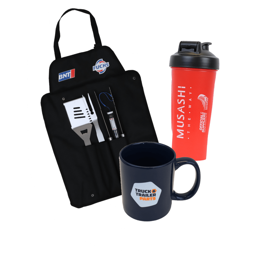 branded promotional products & merchandise for giveaways and events